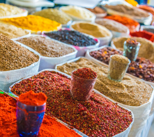 New Asian Spices