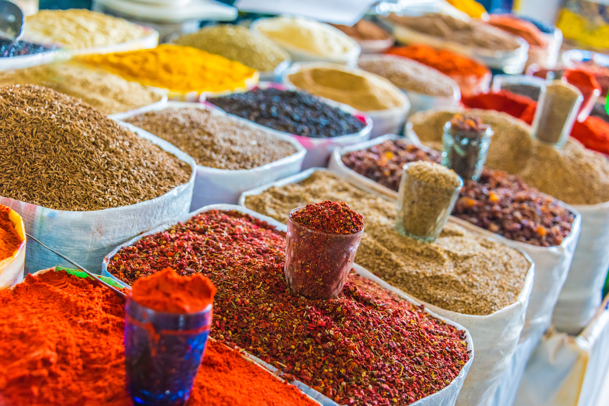 Asian Spices – Shan Global Food Market